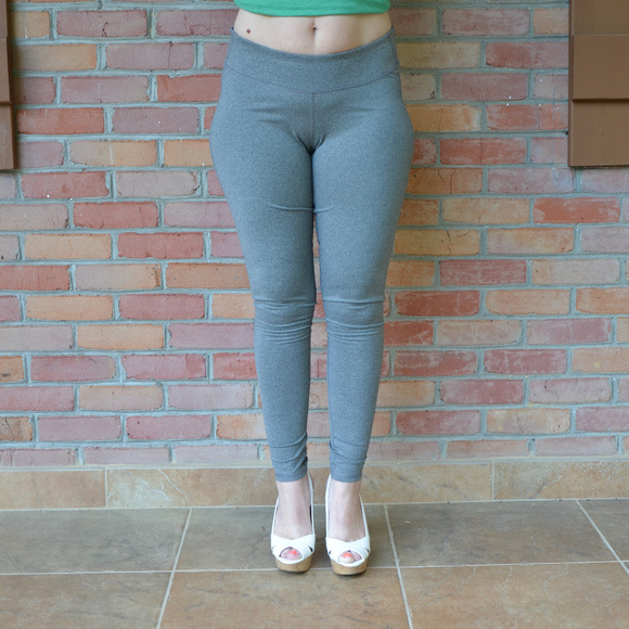252f39a7aa81 Duo Dry Leggings c9 by Champion NWT Heather Grey